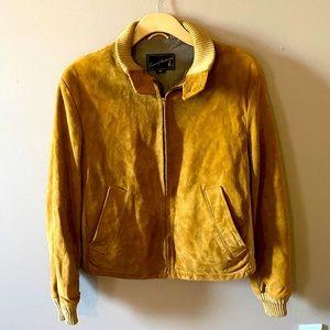 Vintage Breuer of Amsterdam Suede Jacket